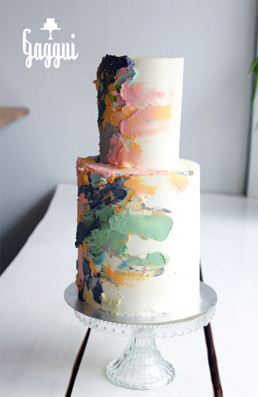 Weddingcake oilpainting Gaggui.jpg