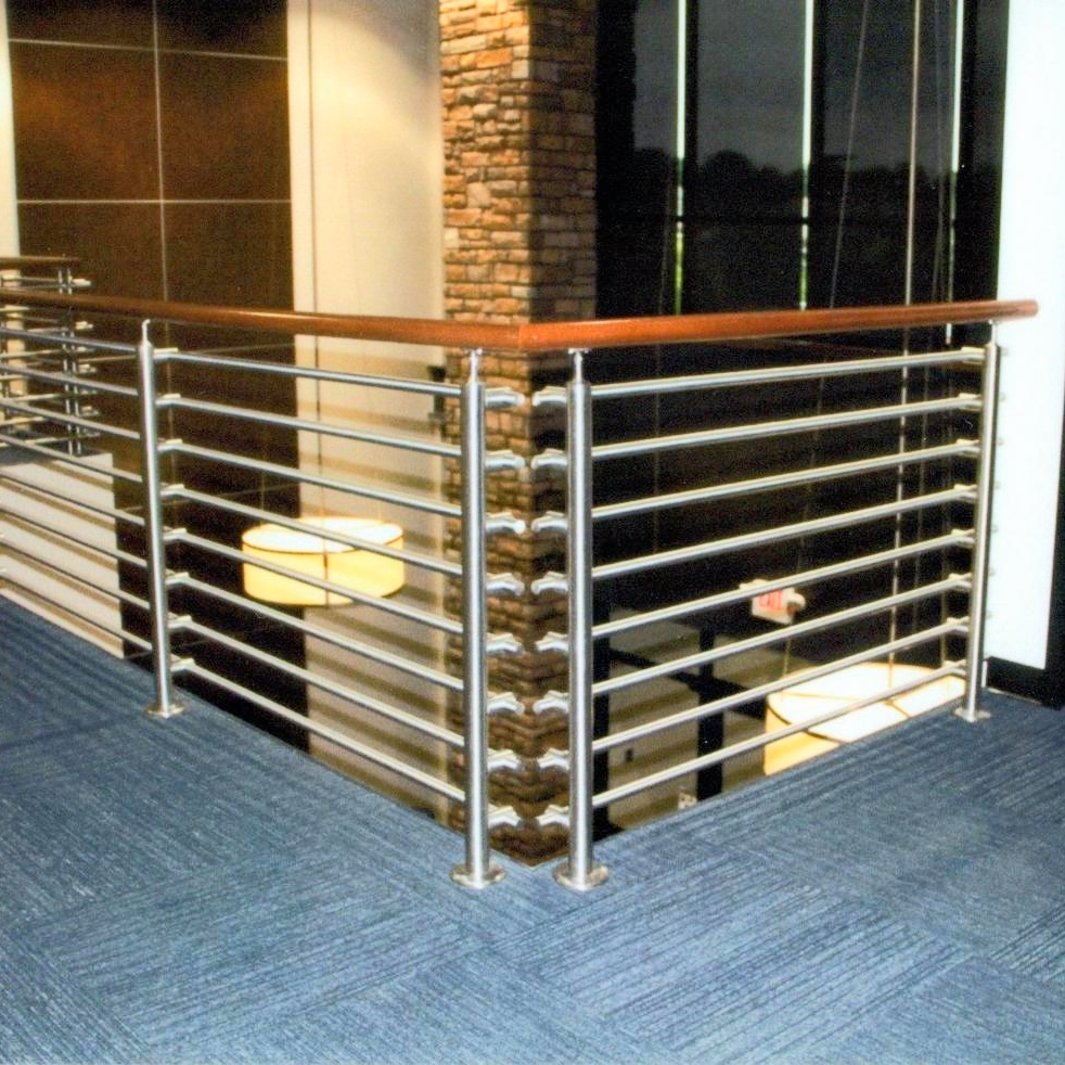 Stainless Round Bar Guardrail