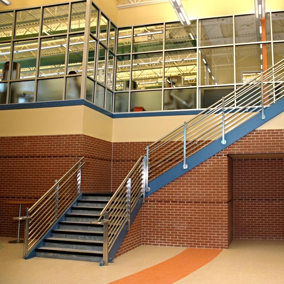 Stainless Steel Handrail & Guardrail