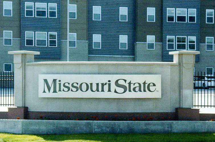 Missouri-State-University-Welcome-to-Campus-Sign---Stainless-Steel-Sign---Springfield-MO.jpg