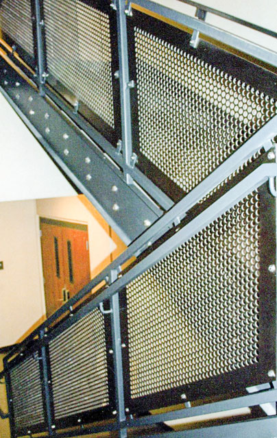 O'Reilly-Automotive-Corporate-Headquarters---Stainless-Perforated-Panel-Rails-with-Carbon-Steel-Supports---Springfield-MO.jpg