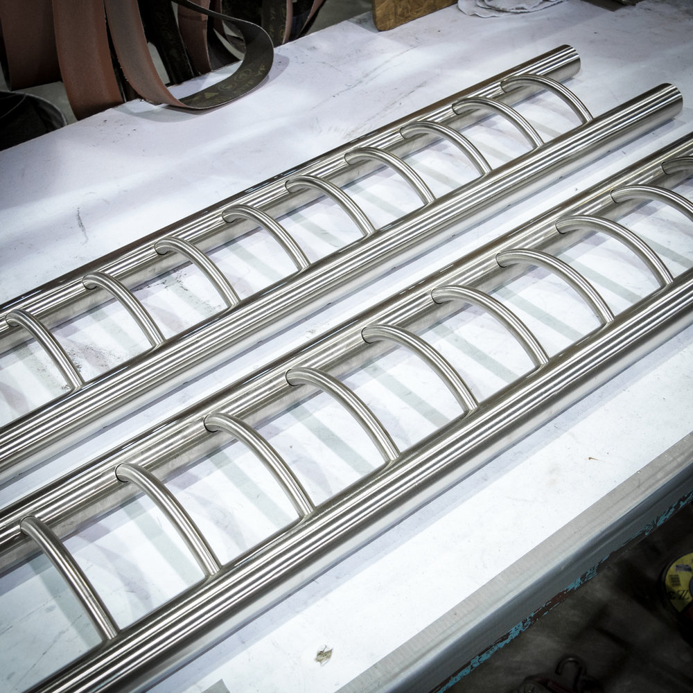 CUSTOMIZED STAINLESS FABRICATIONS