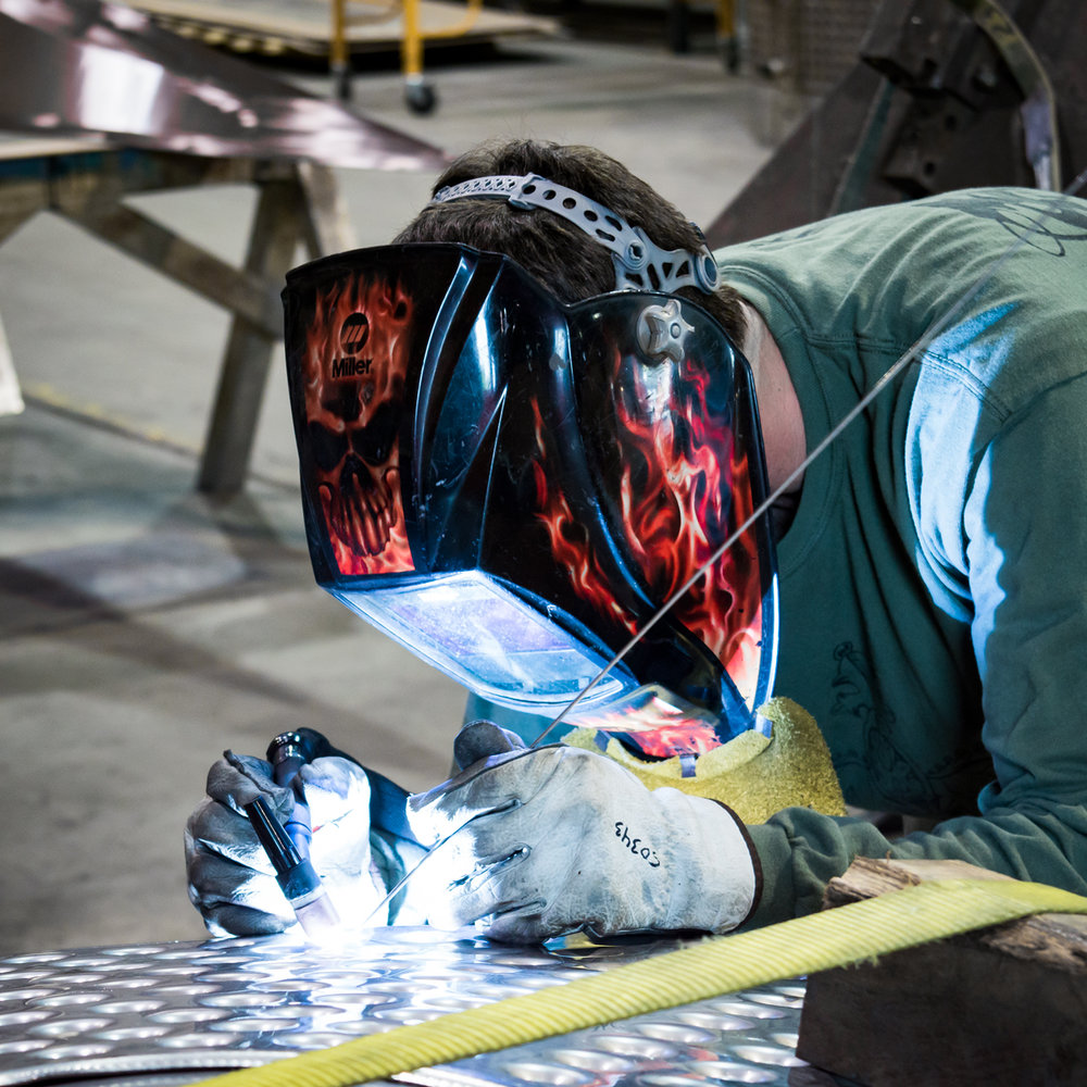 ASME CODE WELDING & FABRICATIONS