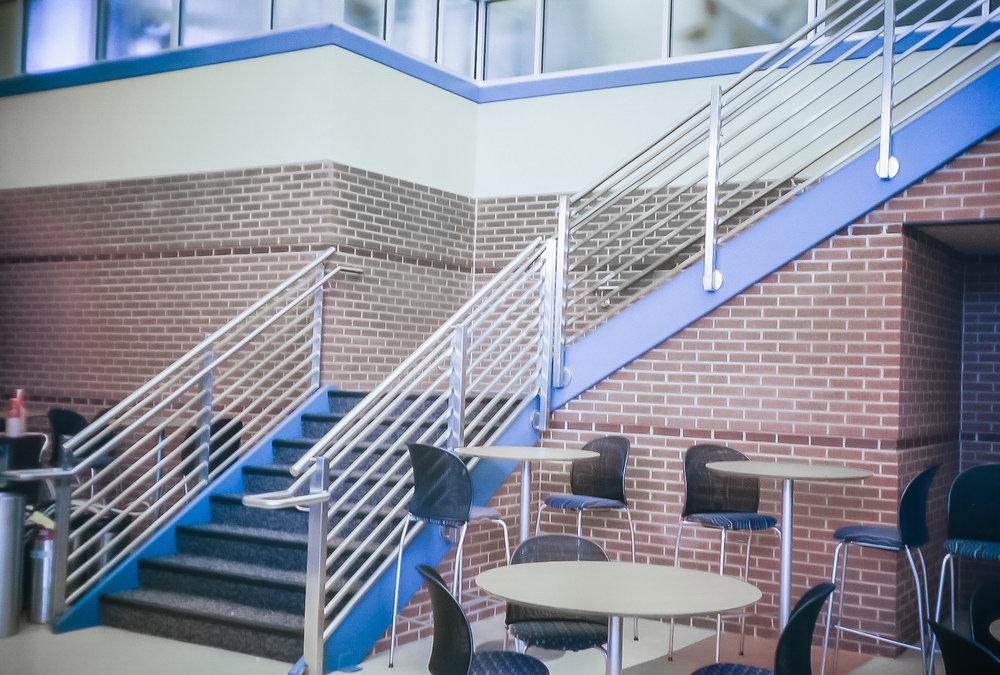 Custom Stainless Steel Guardrail