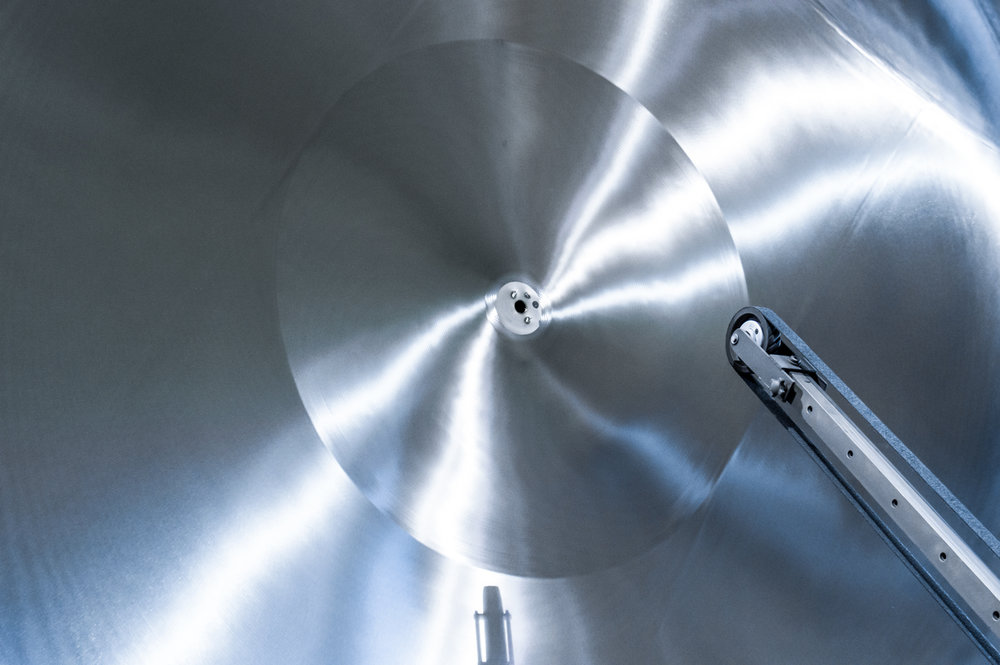 ID & OD Stainless Steel Spin Polishing Services