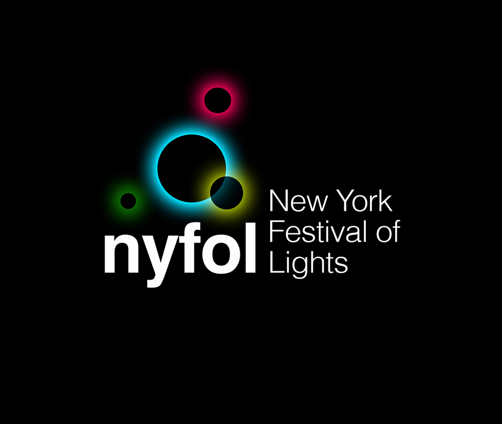 website colors neon : Nyfol The New York Festival Of Light Website Design Is All About The Lights The Idea Was To Create A Website Display With All Kinds Of Lights And Colors