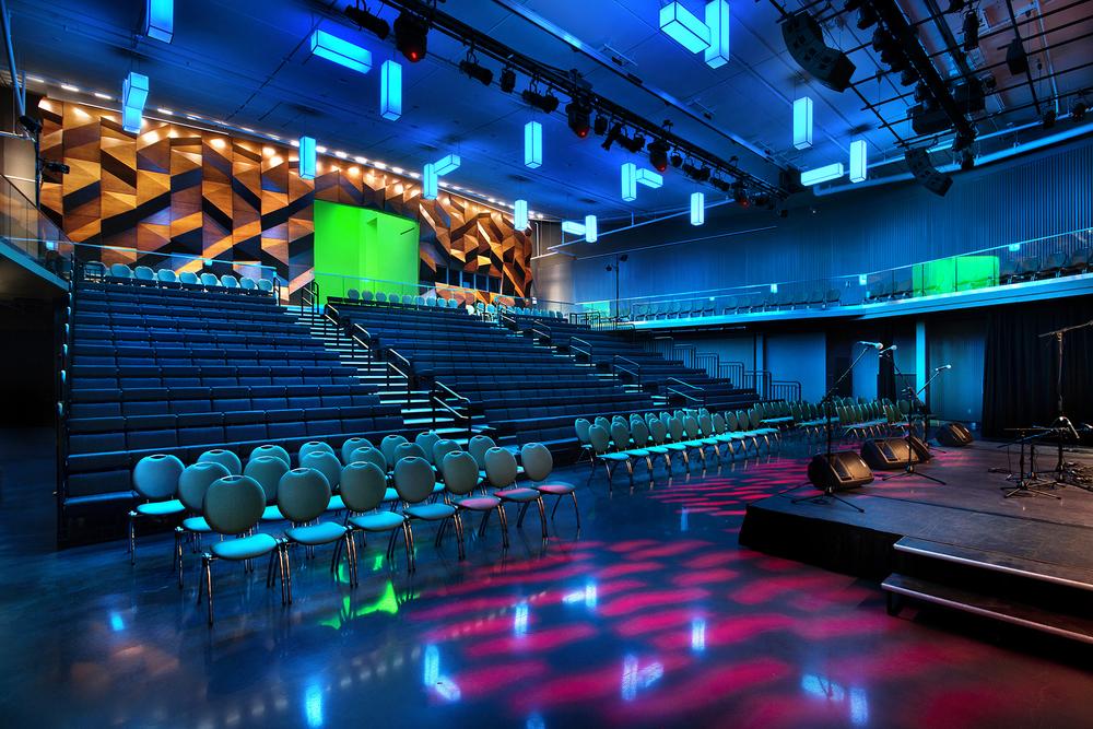 CSU Lory Theater, Cator Ruma & Associates - Katherine Stekr