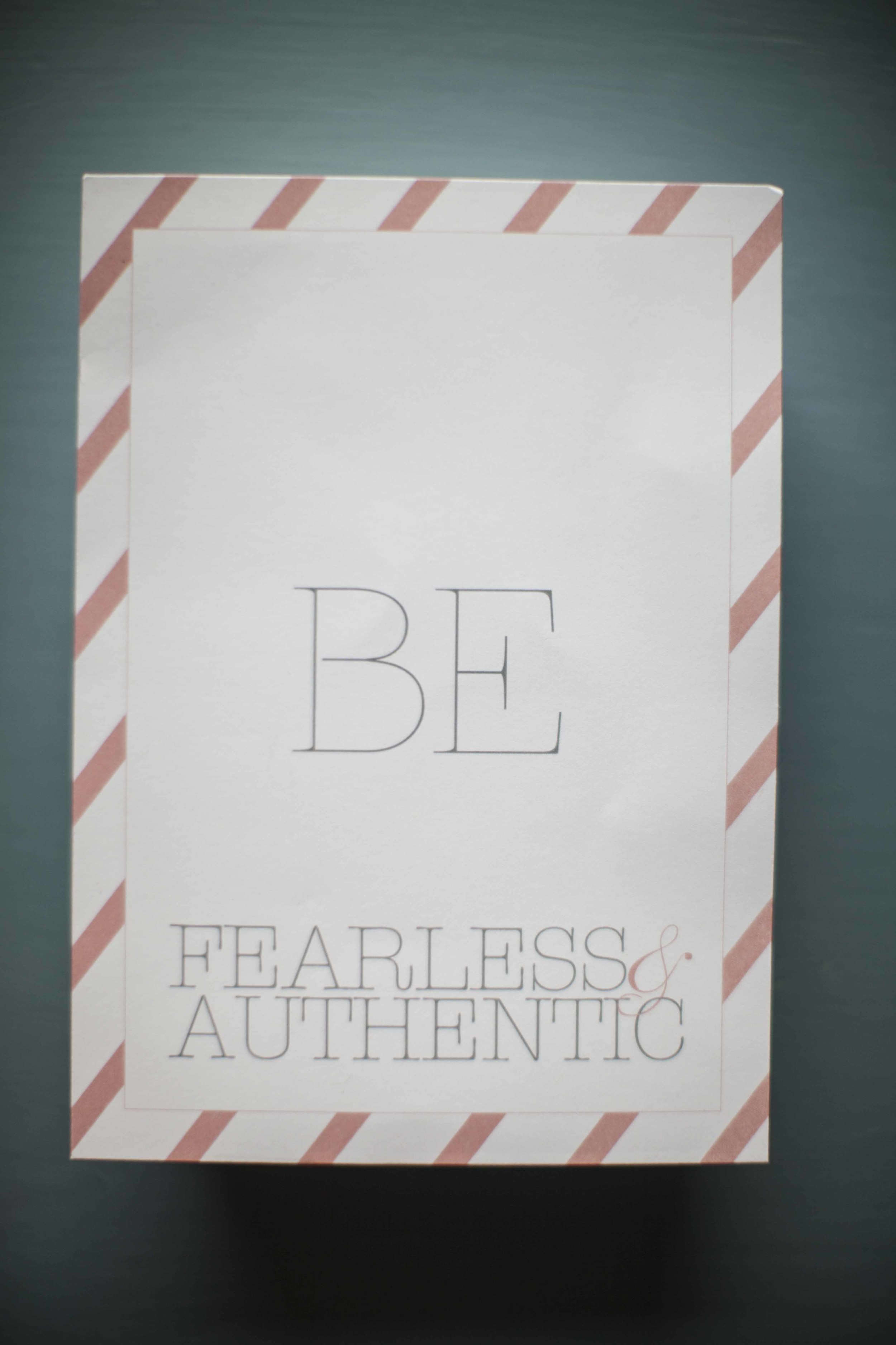 Fearless&Authentic
