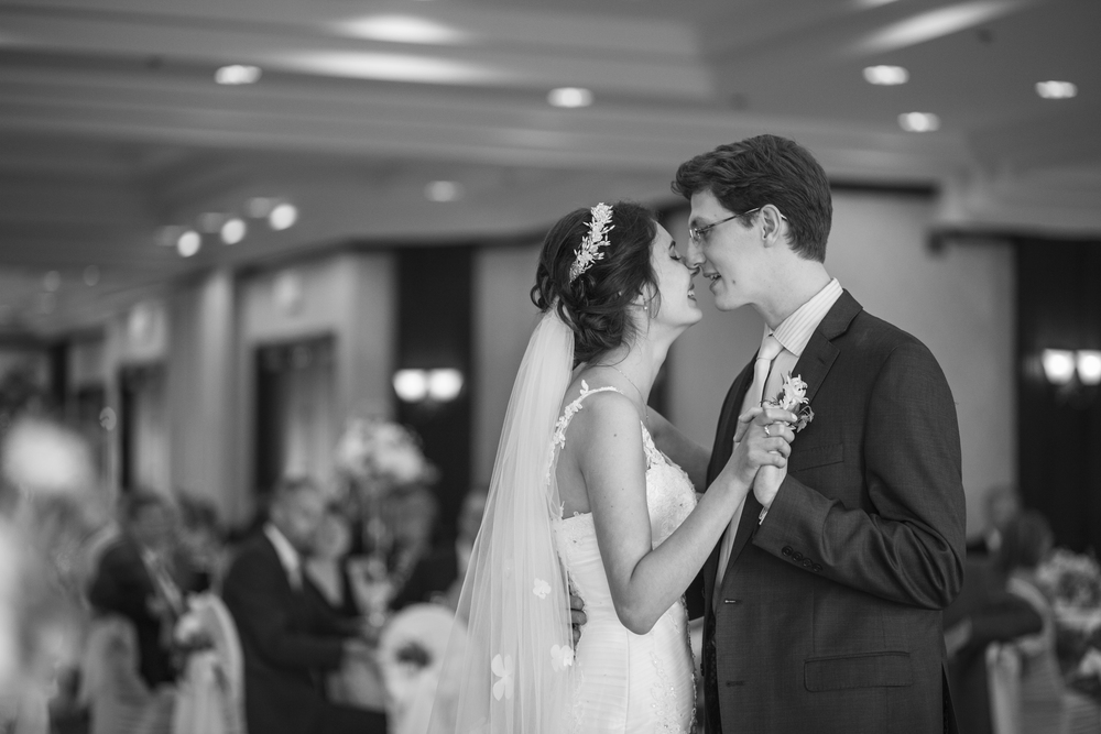 The first dance is just one of the significant parts of your wedding day. We're excited to document them all, from the first to the last.
