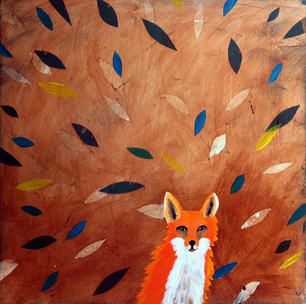 Aliki Mikulich:Like a Fox