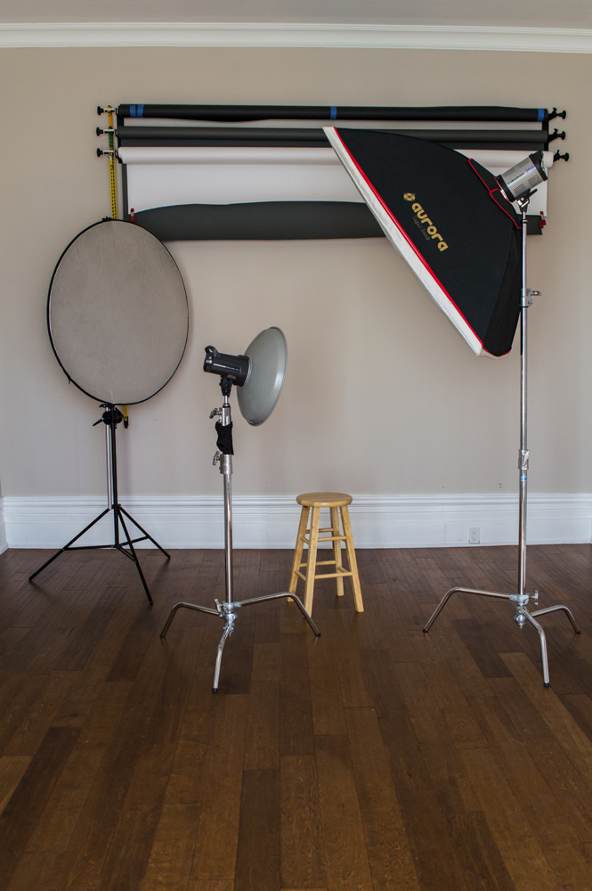 Studio at Jono & Laynie {Photo + Film} inBrantford, Ontario