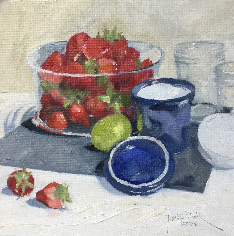 Still Life by Jeanette Obbink