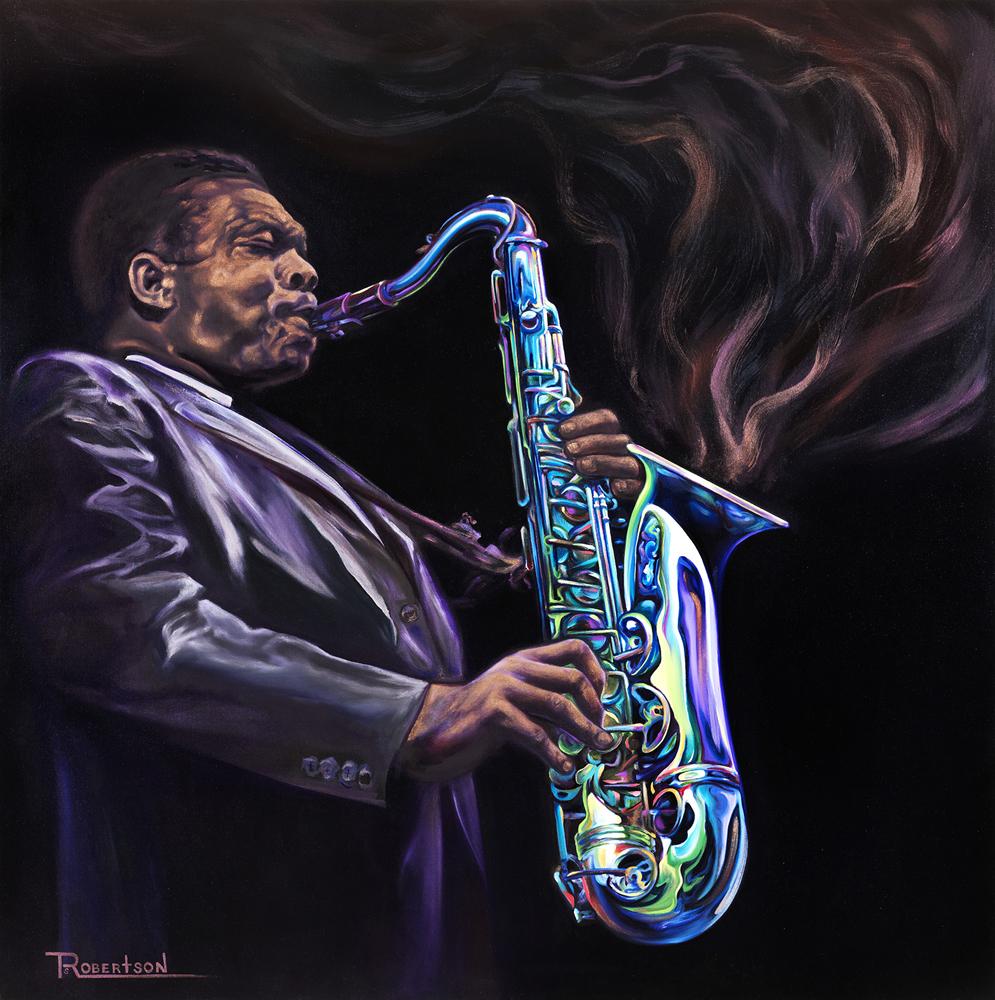Jazz Trane: Tom Robertson