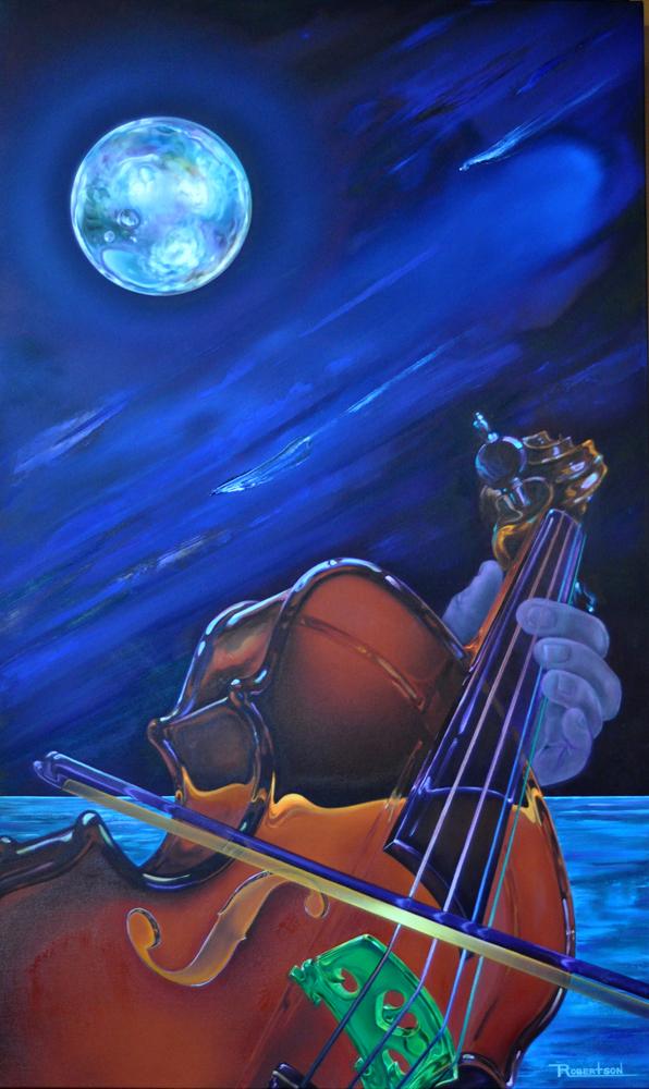 Moonlight Serenade: Tom Robertson