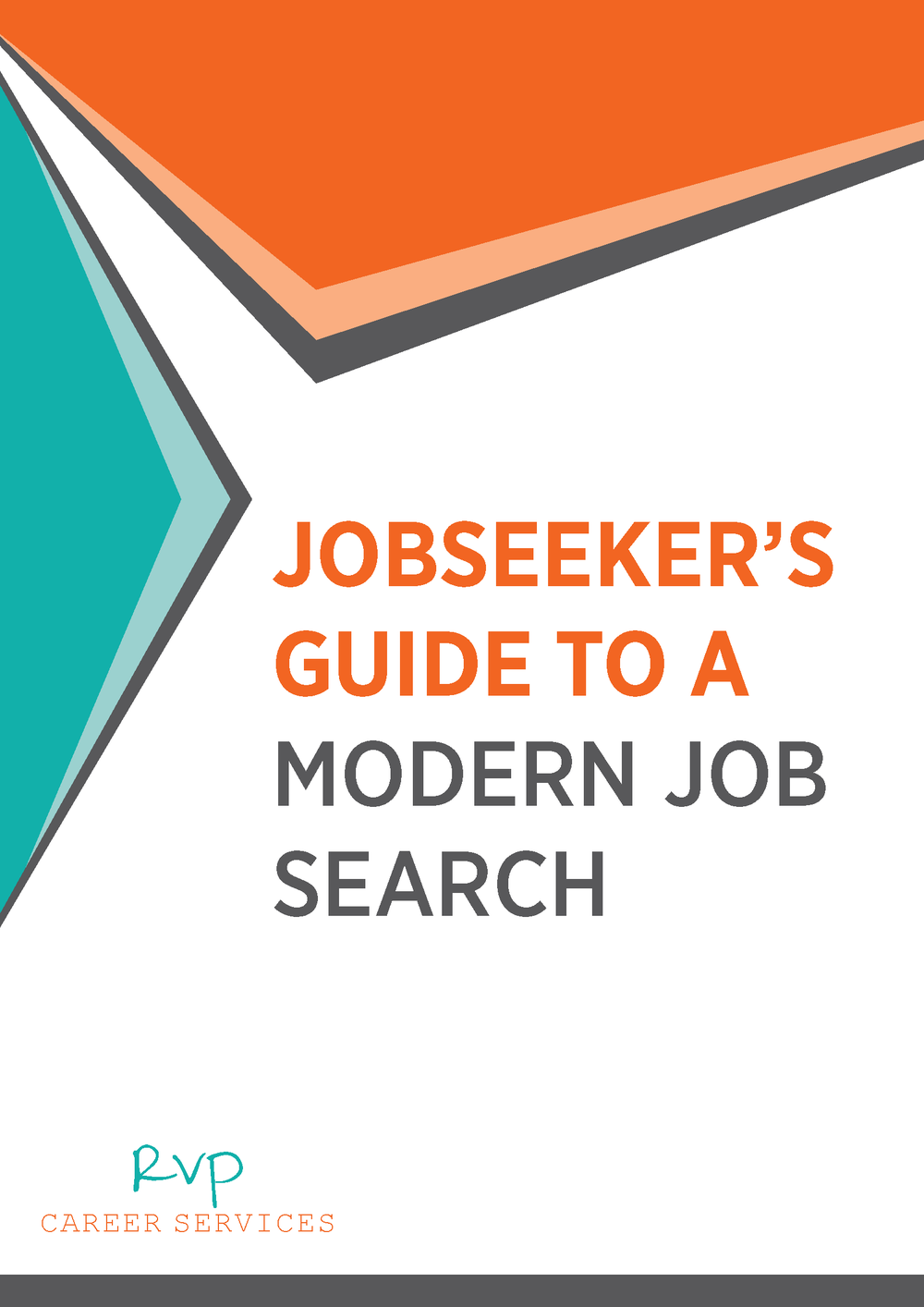Jobseeker's Guide to a Modern Job Search