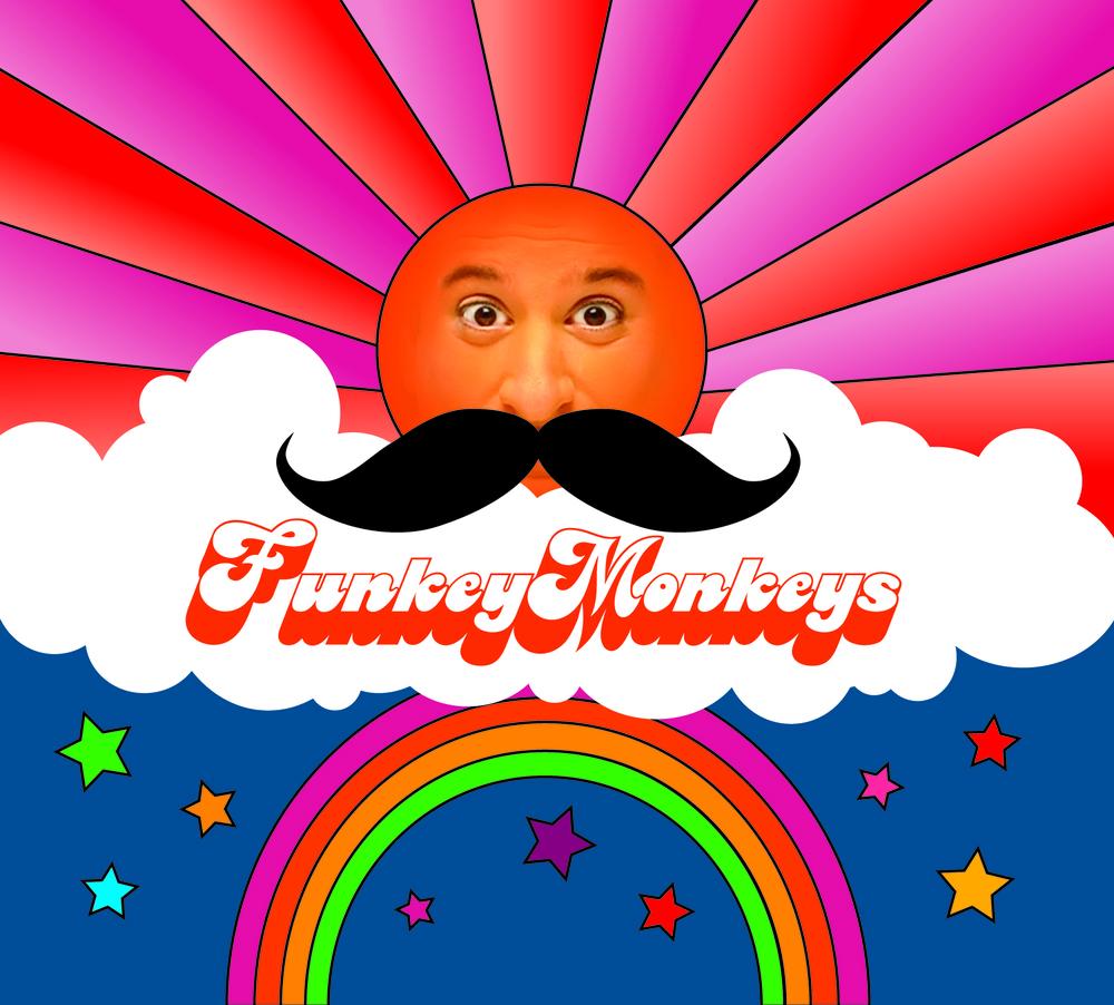 Mustache Album Cover