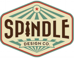 spindle design logo