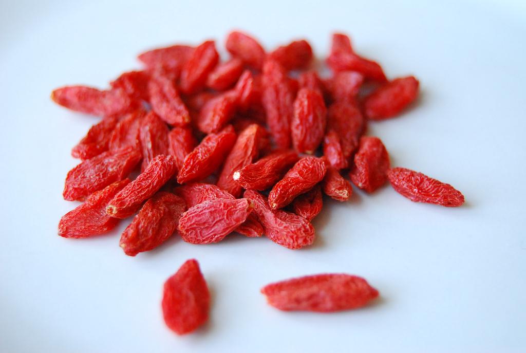 Goji Berry Edible Acres