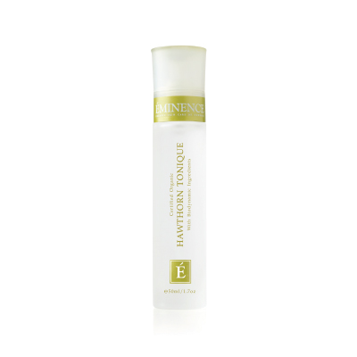 Eminence Biodynamic Hawthorn Tonique, 1.7 Ounce Age Defying Apricot Probiotic Cleansing Milk - 1.7 fl. oz. by Andalou Naturals (pack of 3)