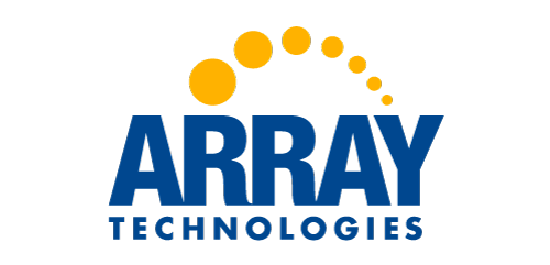 array technologies solar trackers