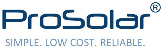 prosolar, professional solar,  solar module mounting systems