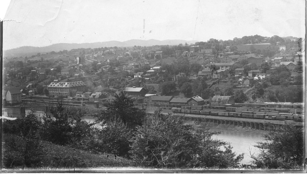 Lynchburg, Lower basin ca. 1880