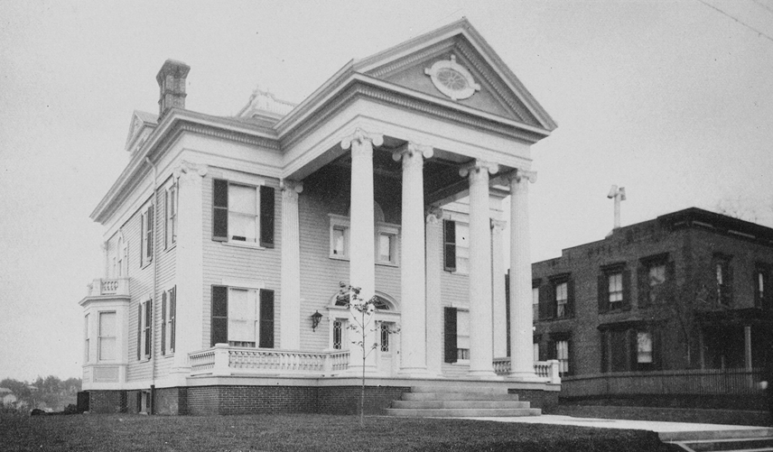 Stokes-Langhorne House