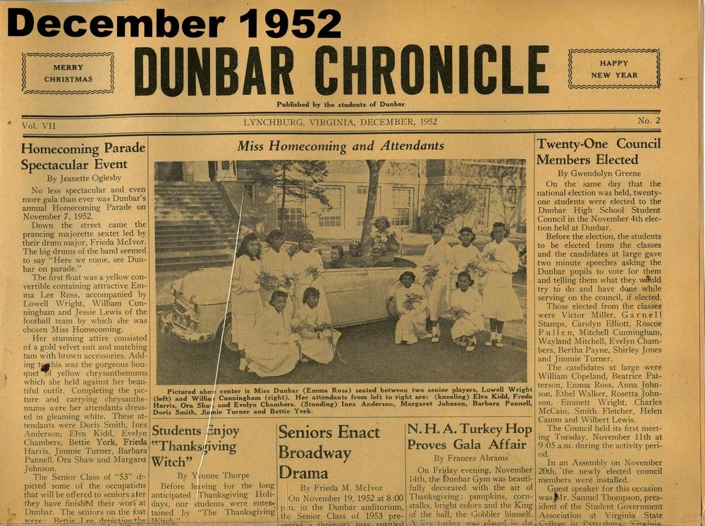 December 1952