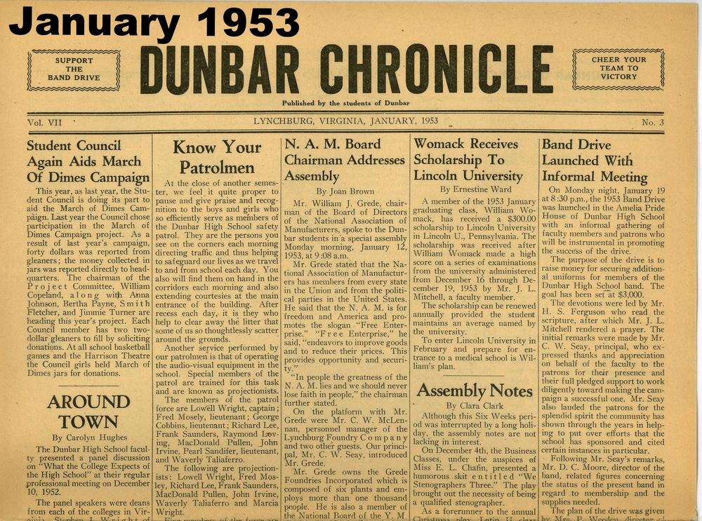 January 1953