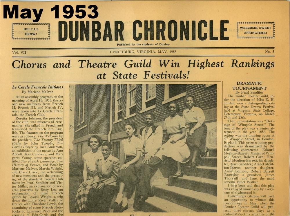 May 1953