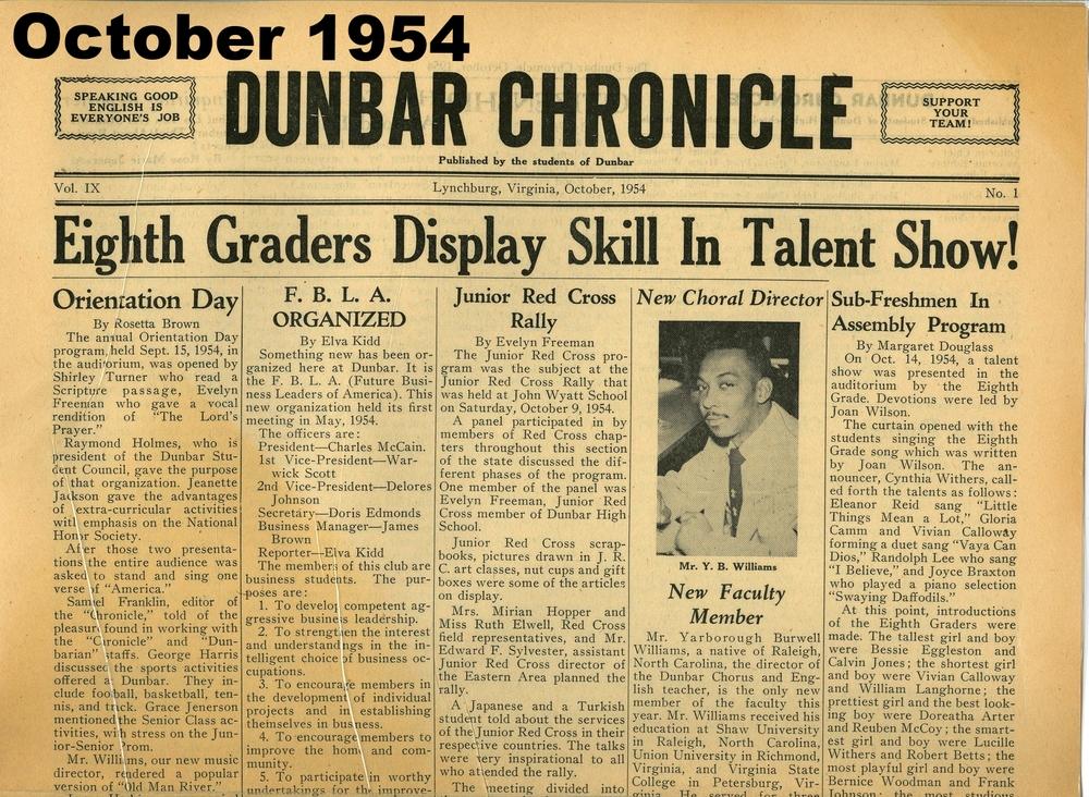 October 1954