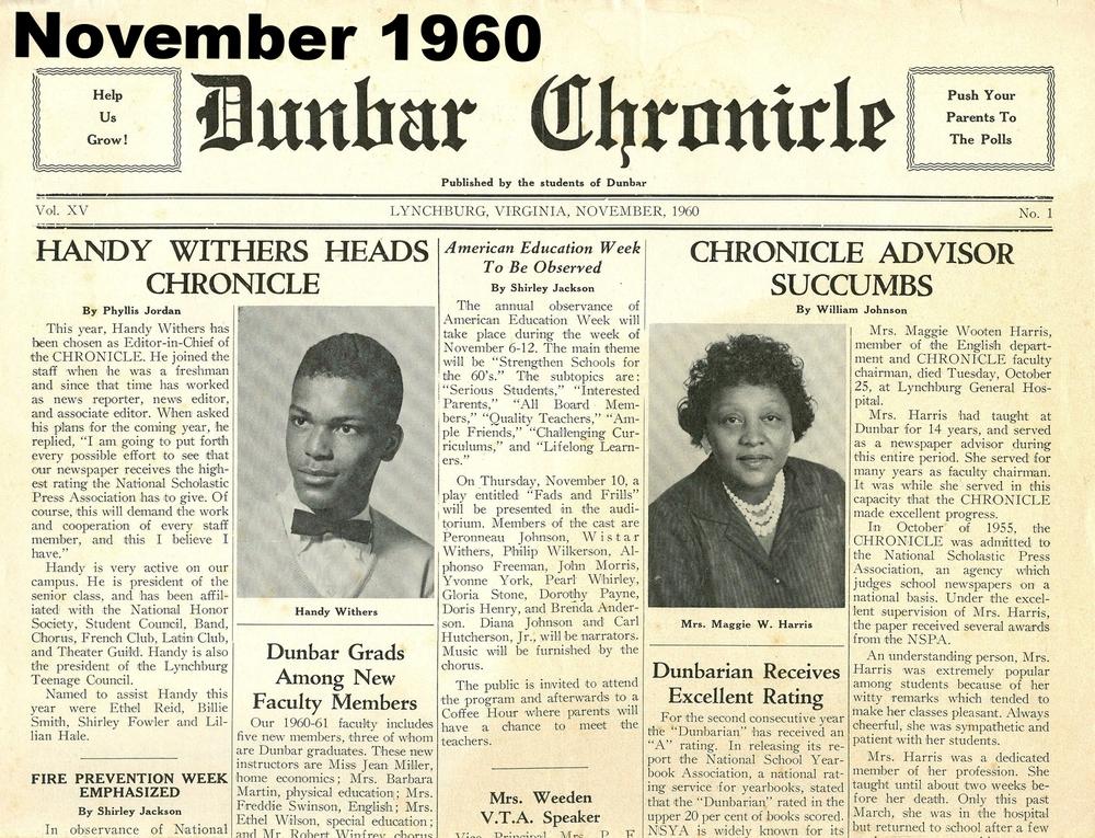 November 1960