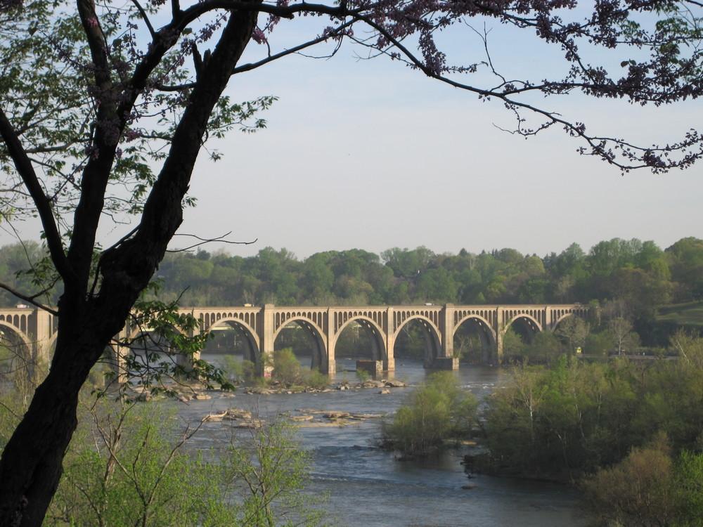 CSX Railroad Bridge