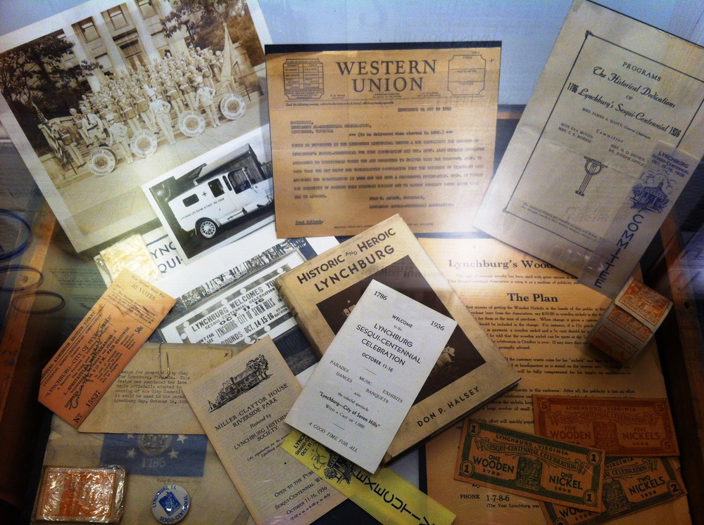 Sesquicentennial Records