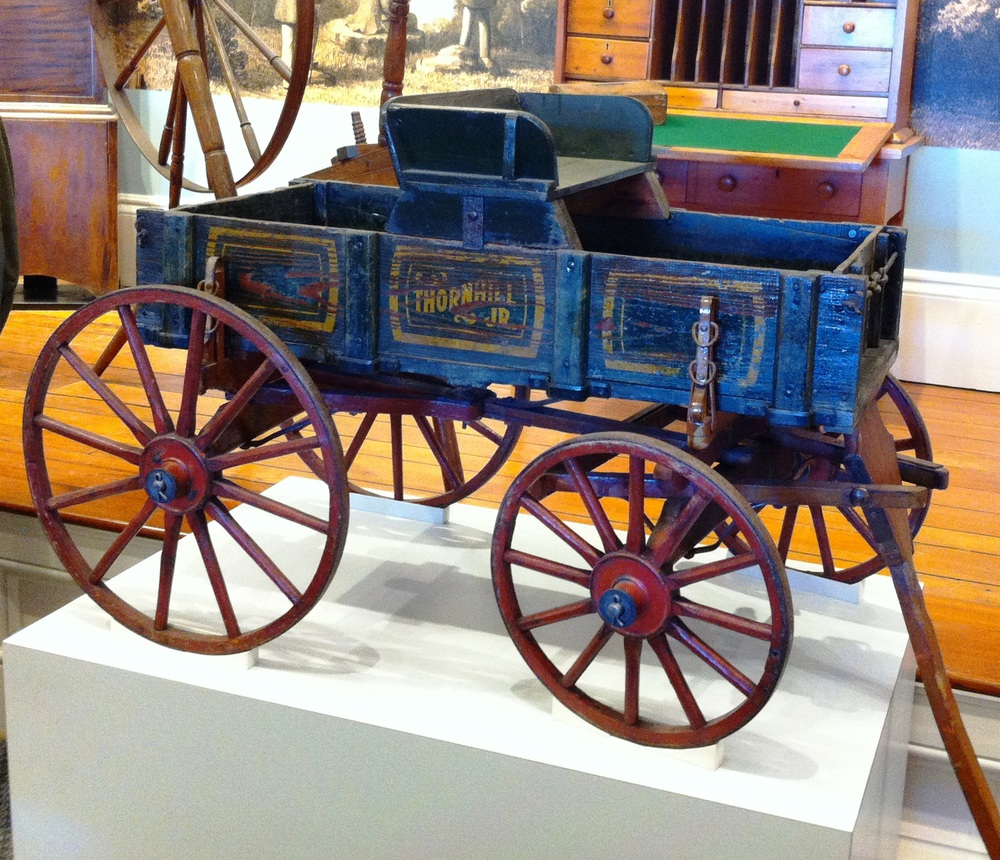 Thornhill Wagon Jr. 1926