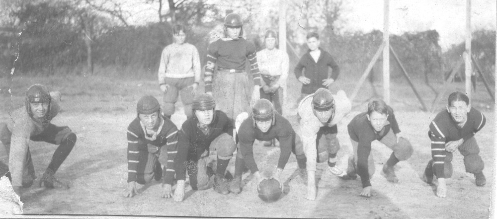 The Guggenheimer-Milliken Boys' League football team, 1923