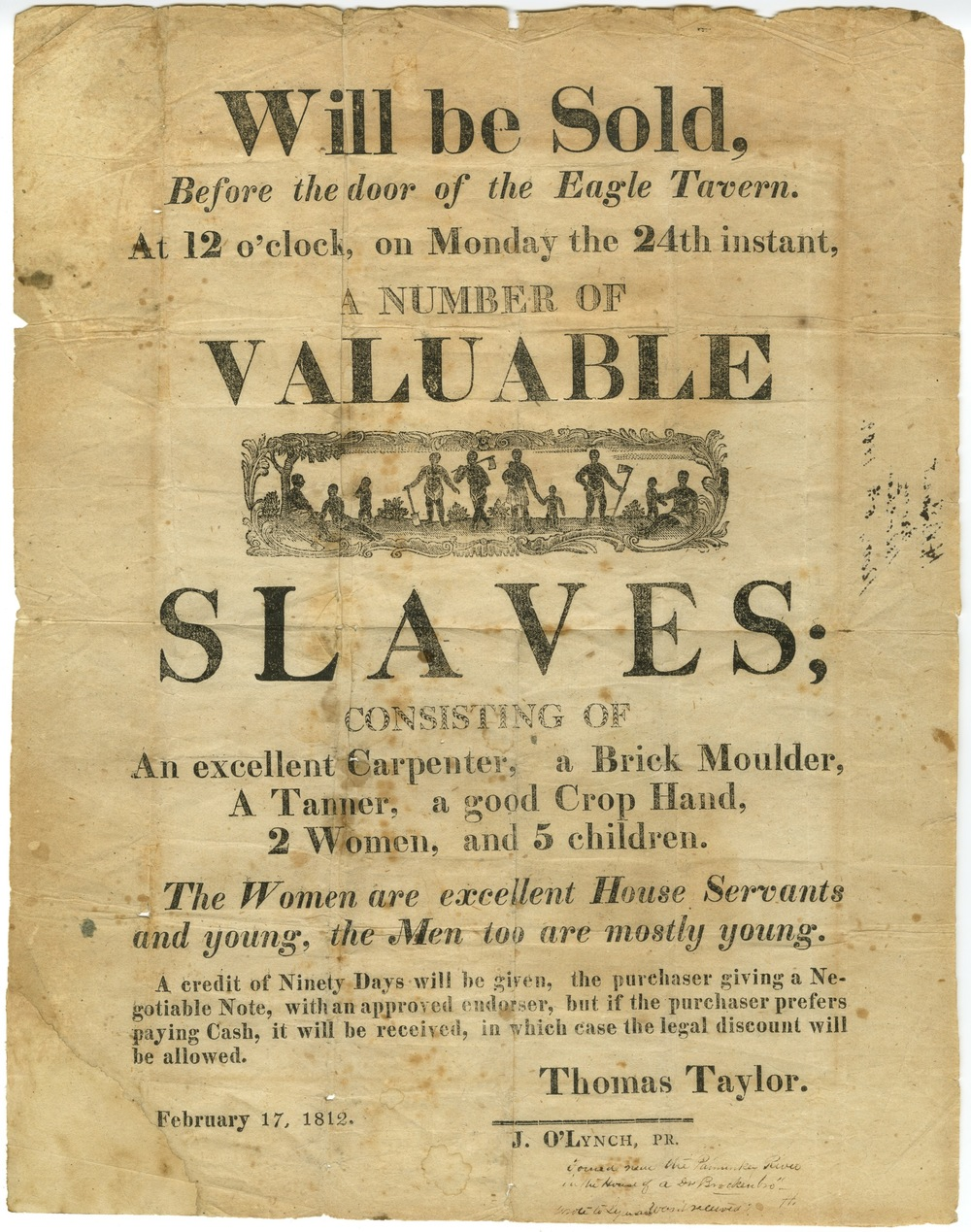 ColonialDiseaseDigitalTextbook - 7. Disease and the Slave Trade