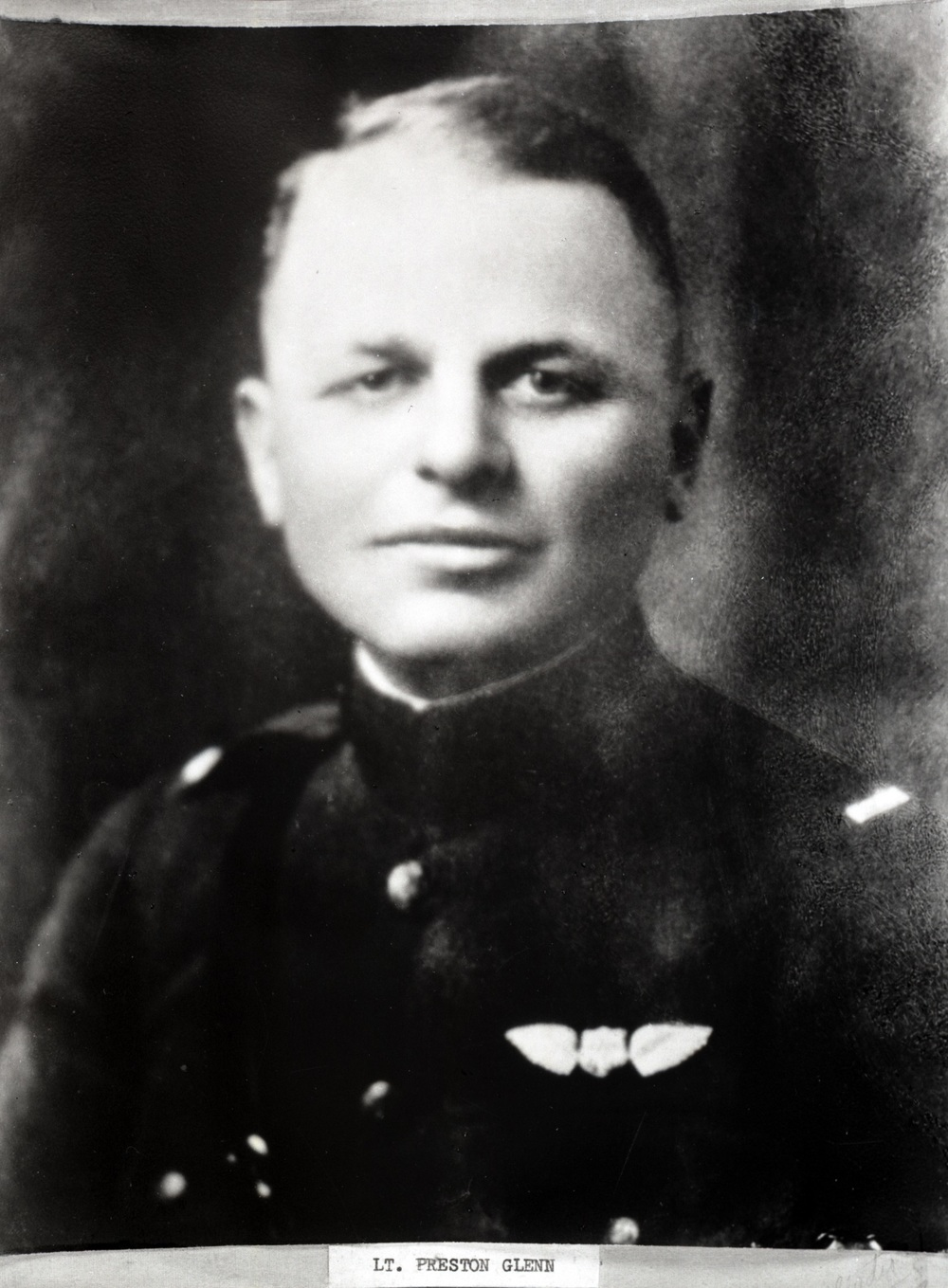 "Lt. George ""preston"" glenn 1894-1918"