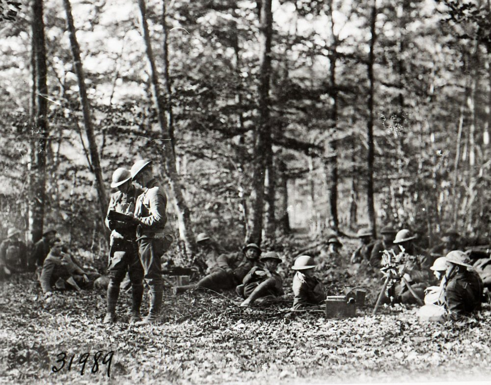 059 317th Infantry Regiment in France.jpg