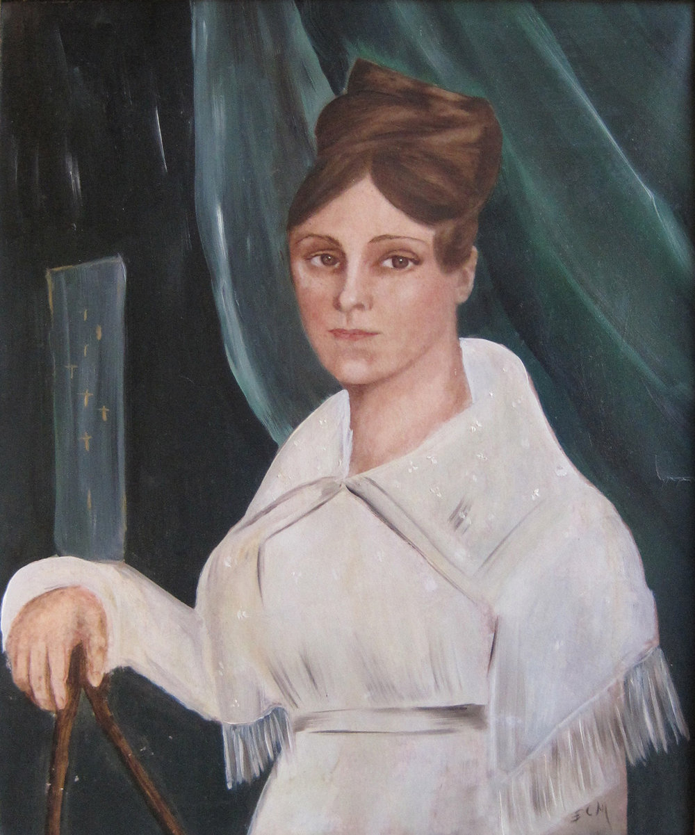 Lucy Norvell Otey, created and operated the Ladies Relief Hospital during the Civil War where the mortality rate was lower than at other hospitals in the City.