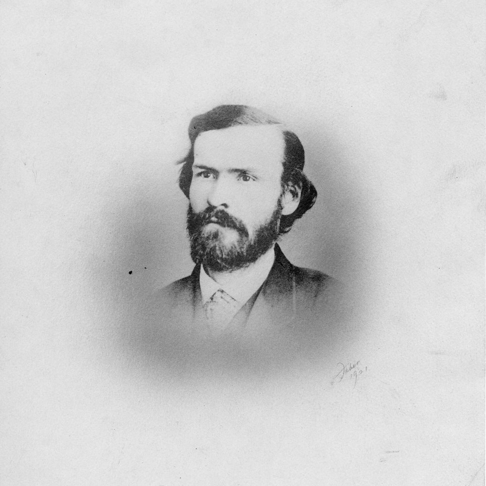 Abram Biggers, first superintendent of City Schools, 1871-1878