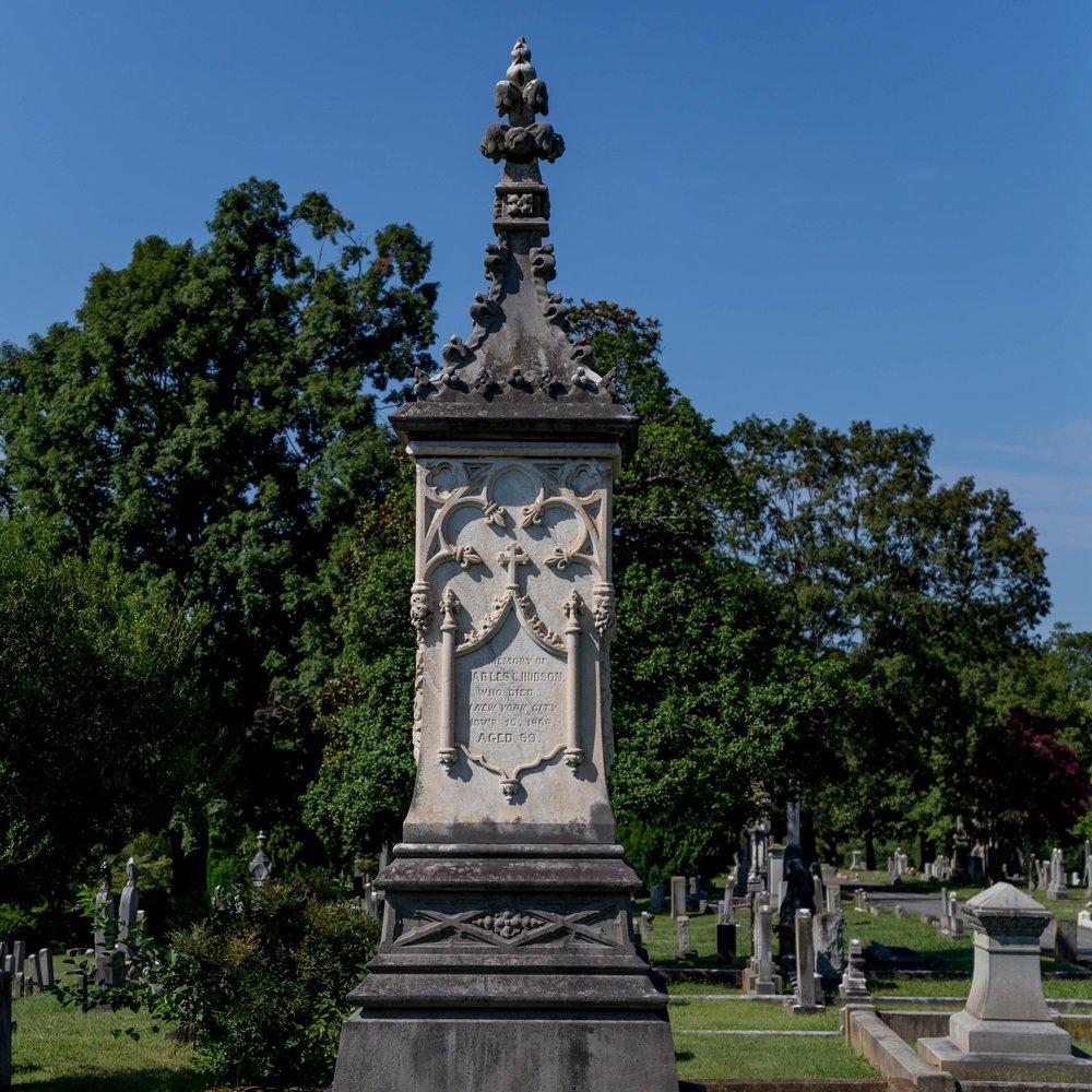 Franklin Hill - Est. 1820s