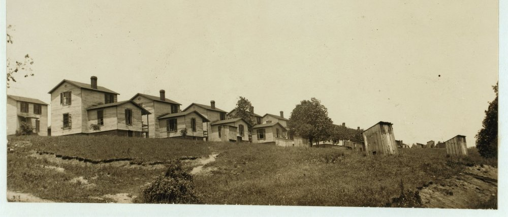 Cotton Mill Worker's Housing, ca. 1920s