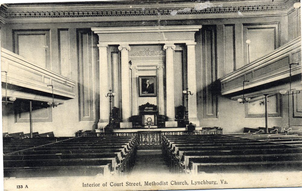 Court Street Methodist Church
