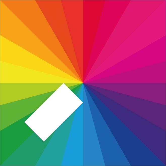 Jamie XX In Colour album cover