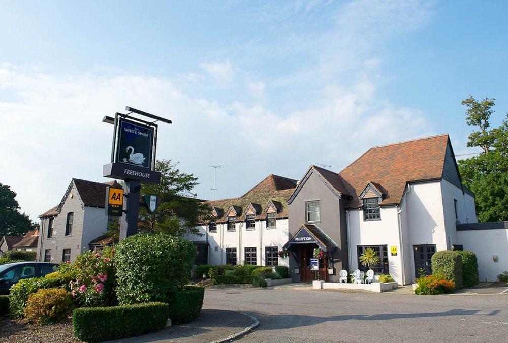 The White Swan Pub, Arundel