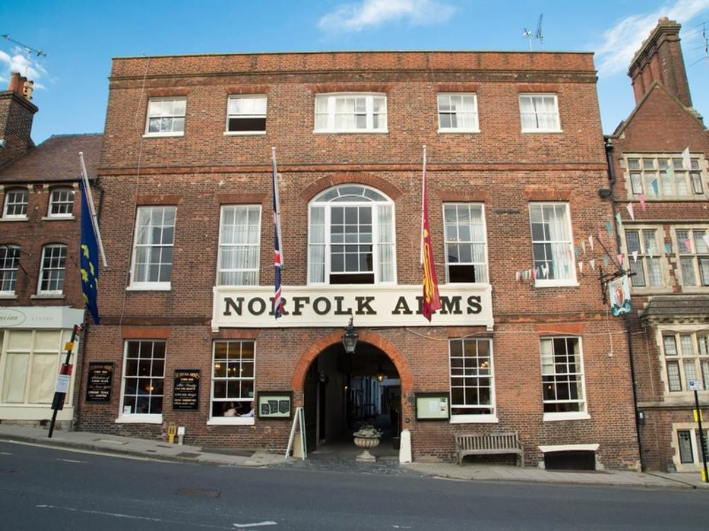 The Norfolk Arms Hotel