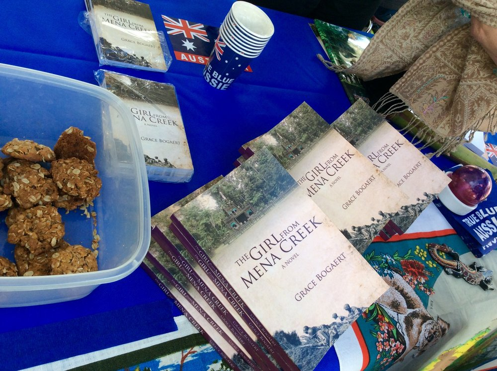 Anzac biscuits and books.jpg