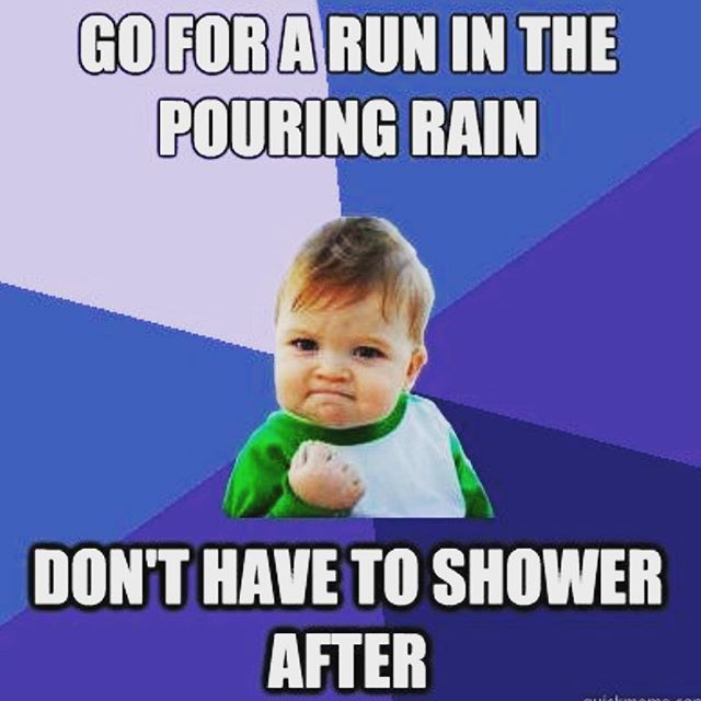 #fridayfunny Who's getting their run and shower in today? 😆 Don't forget about our flash sale. Use code VDAY5 for $5 off the half marathon or 5k. Sale ends March 1st. Registration link in profile 😊 #scottsdalehalfmarathon #scottsdale5k