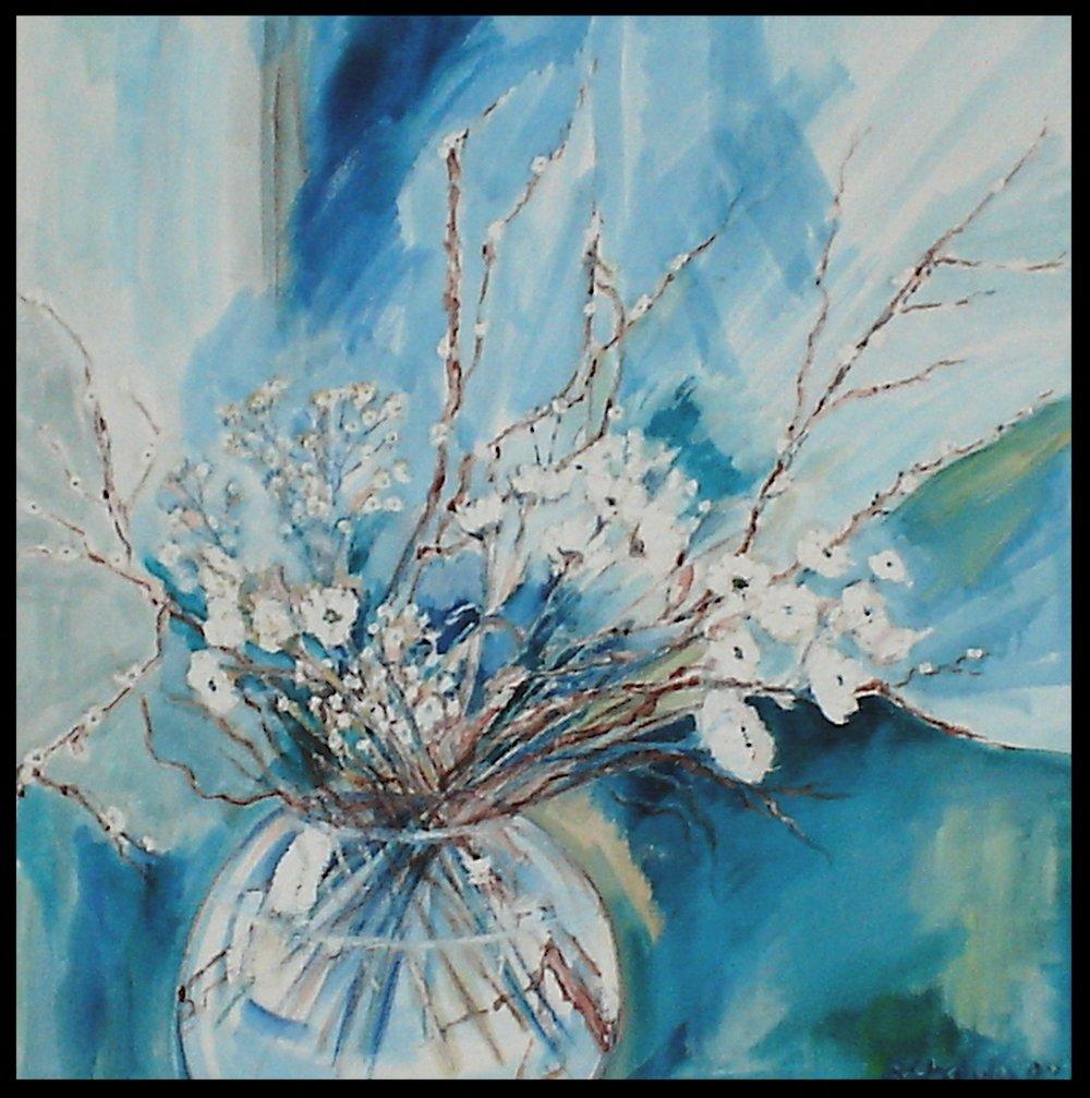 Simple Flower Arrangement